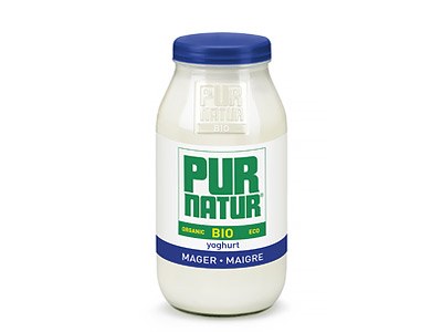 Pur Natur Low-fat natural yogurt 500g